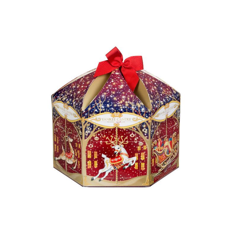 Yankee Candle Carousel Advent Calendar