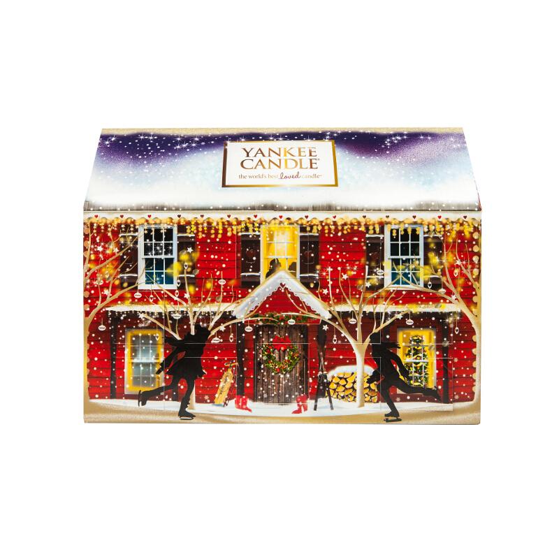 Yankee Candle House Advent Calendar