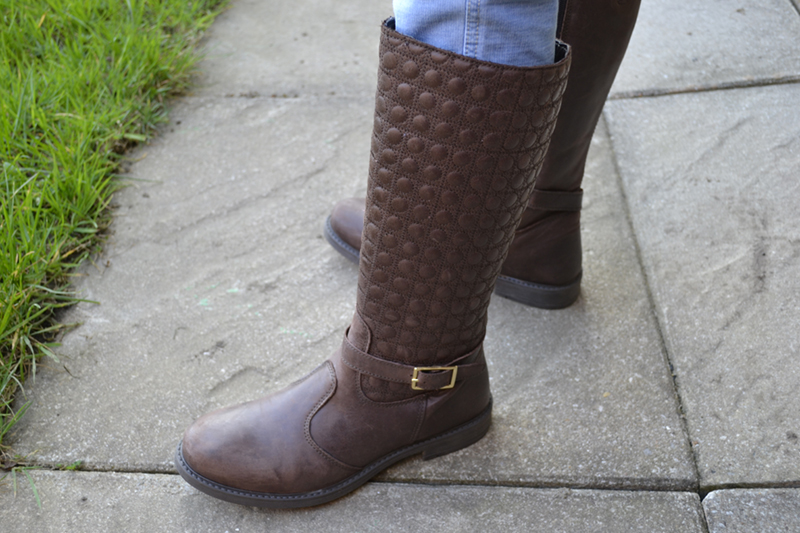 Kids at Clinks Girls Palmero Tall Boots