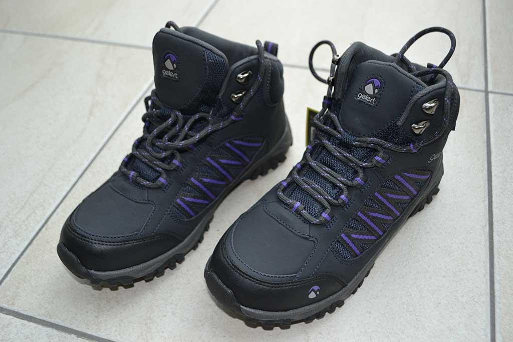Gelert Ladies Walking Boots - Family