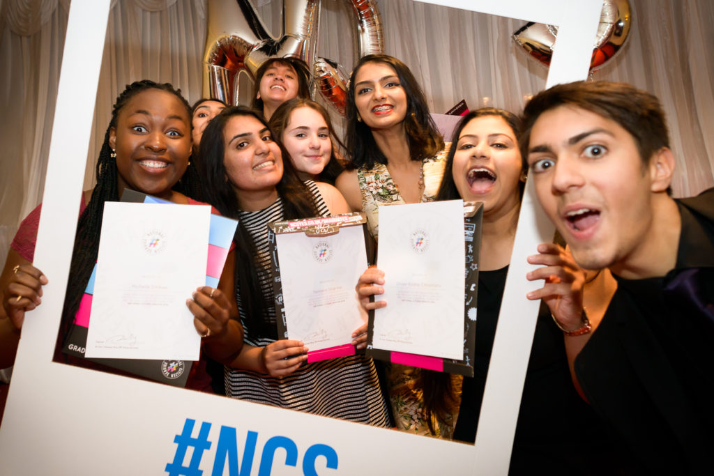 Celebrating NCS Graduation