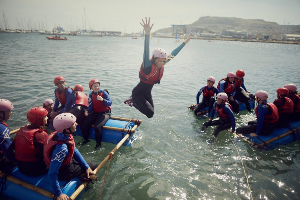 NCS Watersport Activity