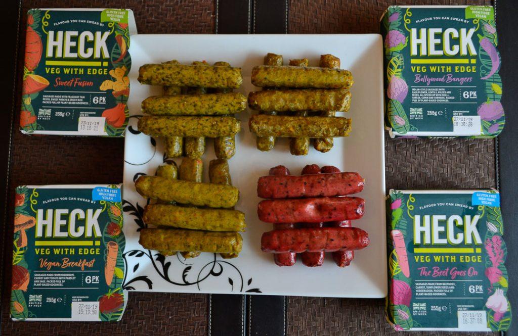 Heck Veggie Sausages