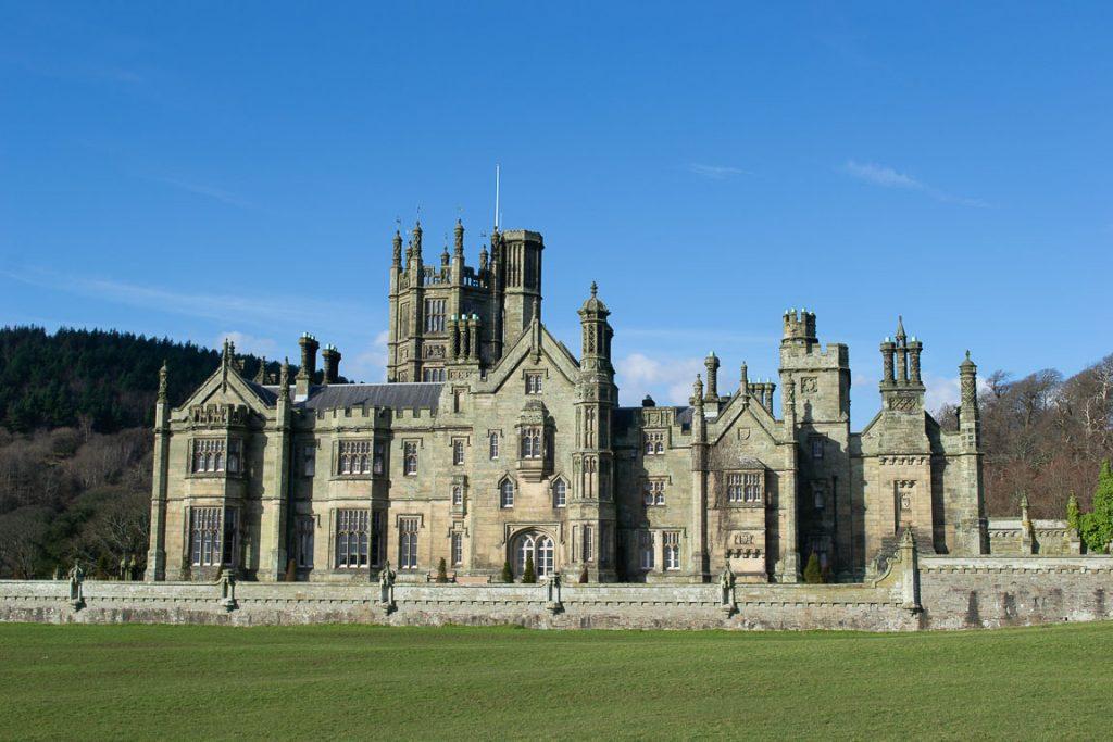 Margam Park Tudor Gothic Castle
