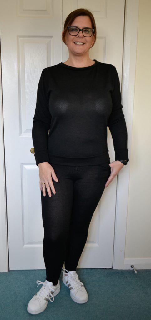 Maria Black Loungewear Suit Set