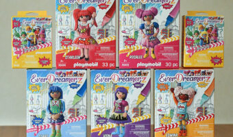 Playmobil EverDreamerZ Series 2 Collection Feature