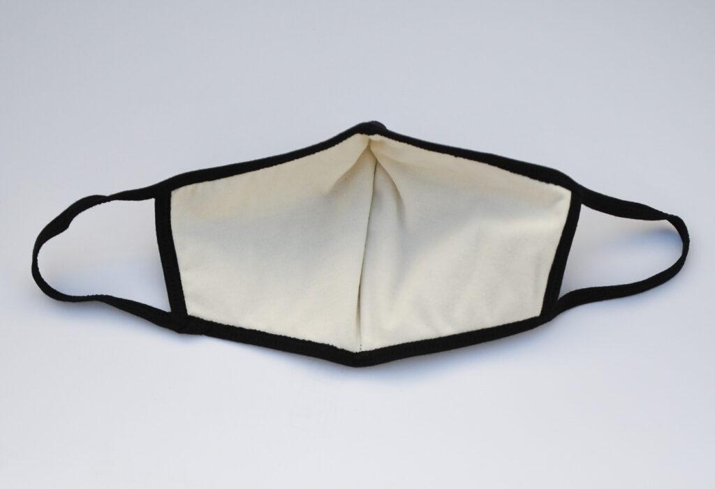 NEQI reusable face mask 3 layer - inside