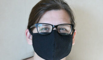 NEQI reusable face mask