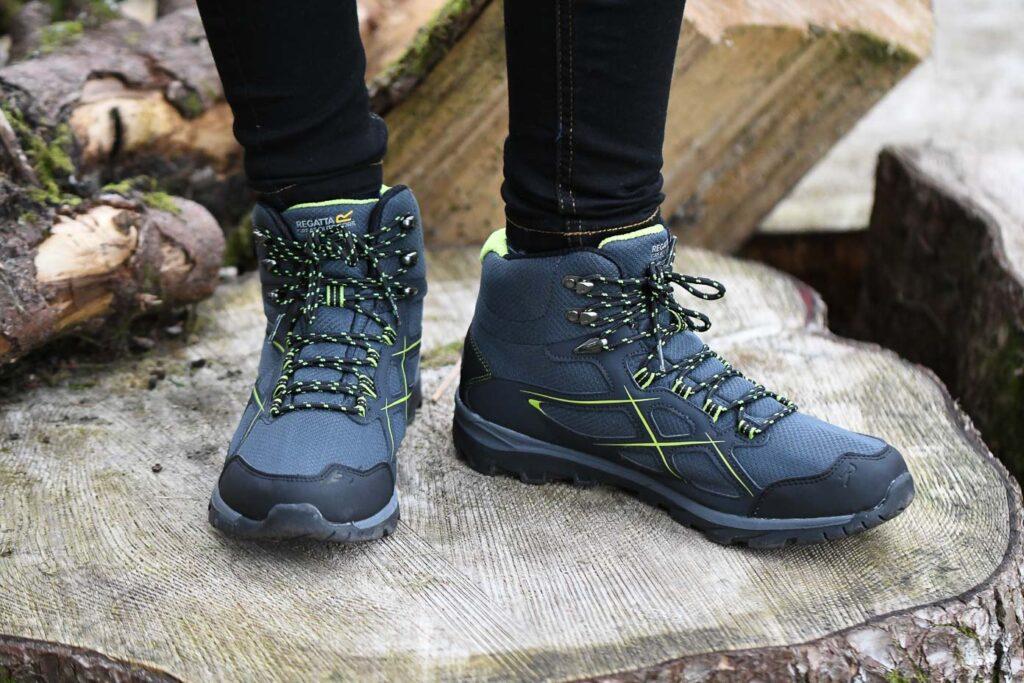 Regatta Outdoors Mens Kota II Walking Boots