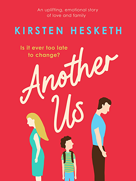 Another Us by Kirsten Hesketh Book Cover