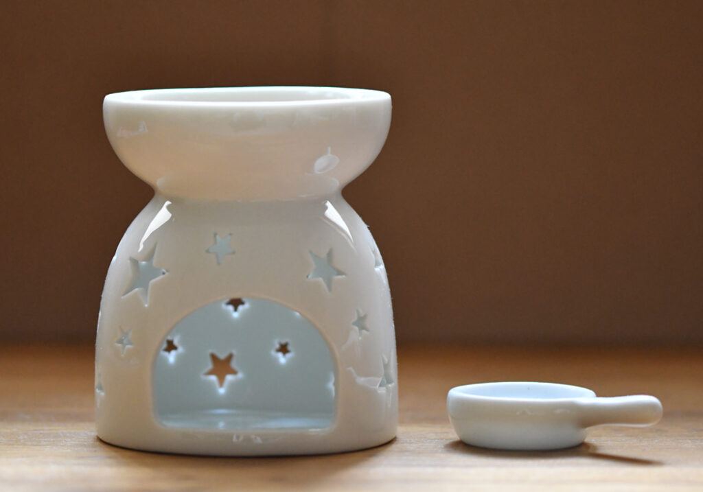ComSaf Essential Oil Burners with spoon