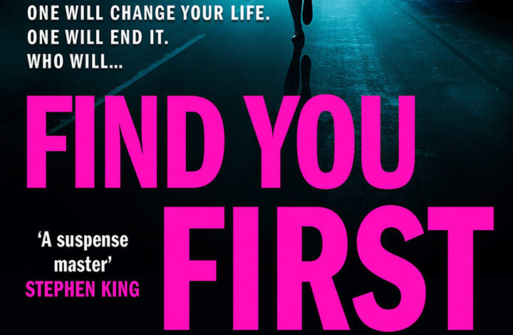 Find You First - Linwood Barclay feature