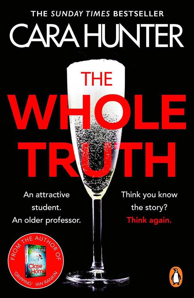 The Whole Truth - Cara Hunter