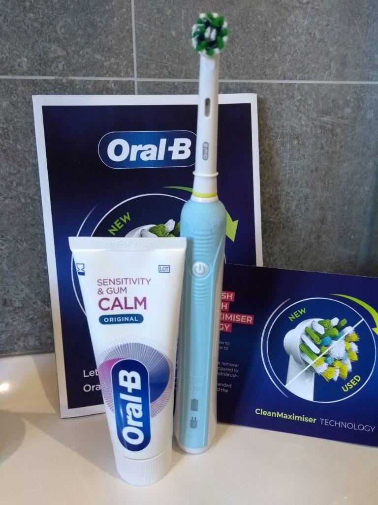 Oral B Starter Kit